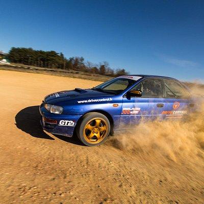 Stages de pilotage Rallye sur Terre