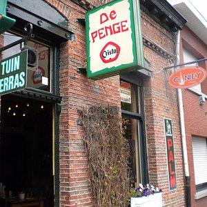 Oudste bier cafe van Turnhout anno 1891