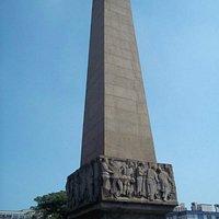 Obelisco da Praça Brasil