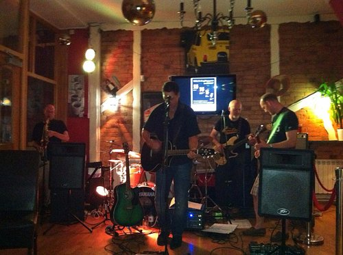 Jacob Sanction at The Grove Tavern - Brilliant