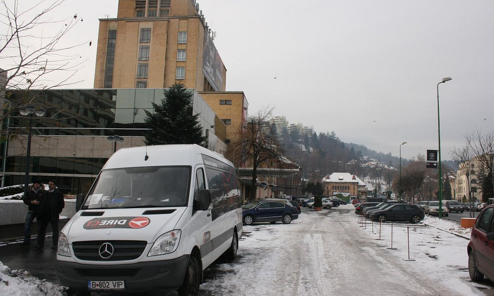 Place for departure - Hotel Aro Palace Brasov