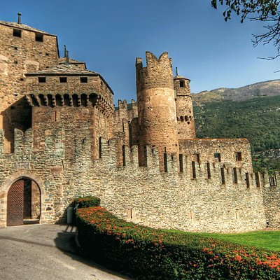 Le mura esterne