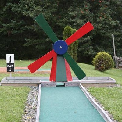 Hole # 1 - The Windmill