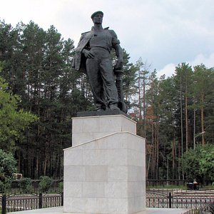 Памятник нефтяникам, Нефтекамск