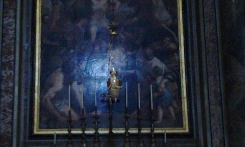 Tomba San Giovanni Paolo II