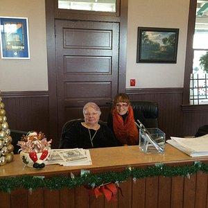 Manassas Visitor Center Wonderful Staff