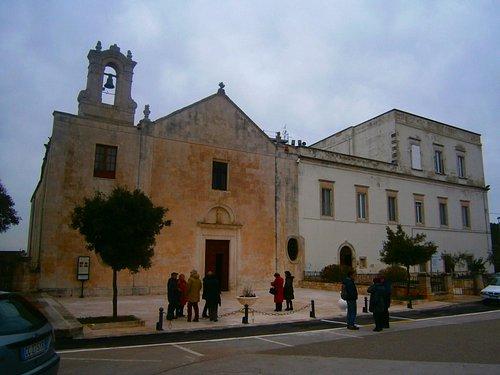 Chiesa e convento: esterno
