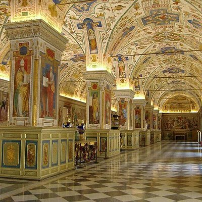 amazing corridor