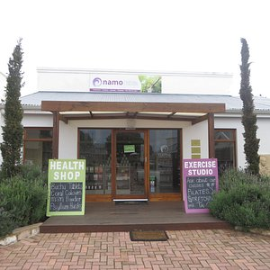The front of our Centre