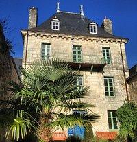 Maison du patrimoine sous le soleil de février !