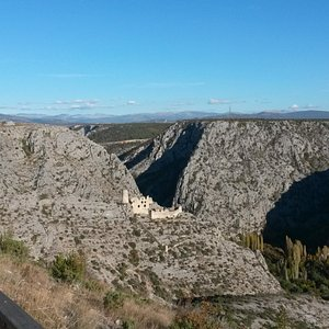 Cikola River Canyon