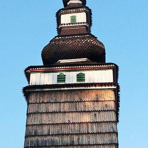 Chiesa ortodossa di S. Michele sulla collina Petrin