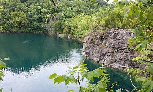 Loch Low-Minn Scenery