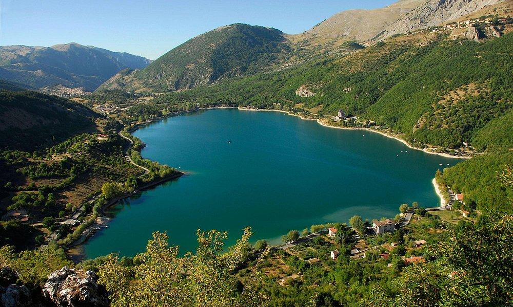 SCANNO, il lago a forma di cuore