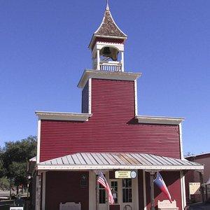 Goliad Market House Museum