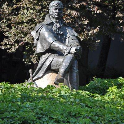 Памятник Хаффнеру