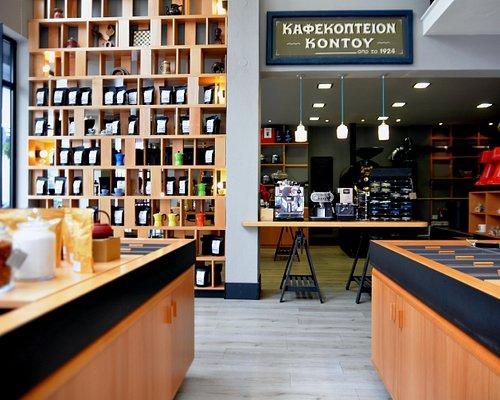 Conte shop inside