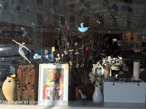 Lovely friendly local art shop
