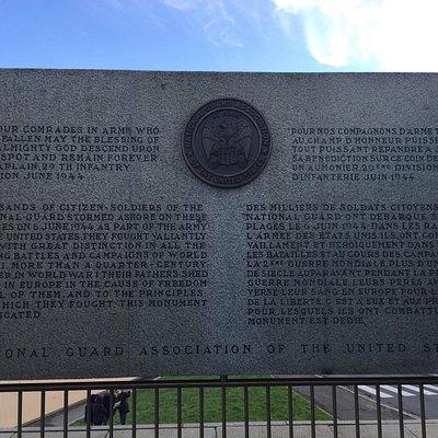 National Guard Monument Memorial