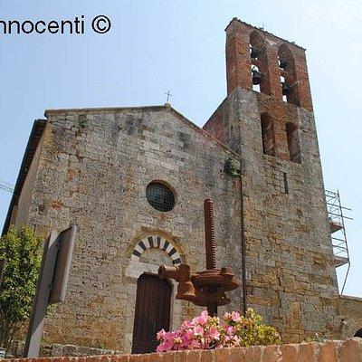 Lucignano d'Arbia: Pieve di San Giovanni Battista