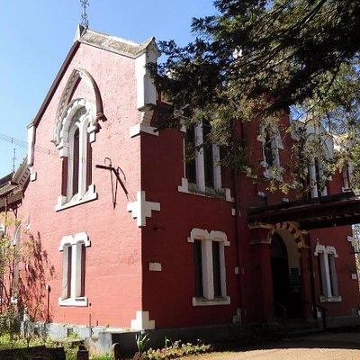 The Nilgiris Library