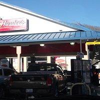 Hardee's in Cherokee,NC