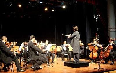 Orquestra do Teatro do SESI - ES