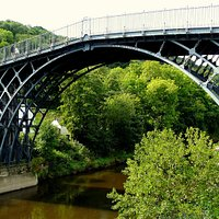 The Ironbridge that was the whole point of it!
