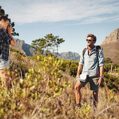 City Explore - Hike the mountains of Cape Town with Hotspots2c