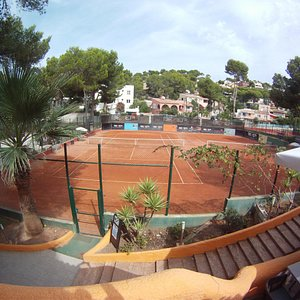 Central courts overview