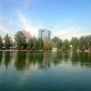 Lago de Chapultepec