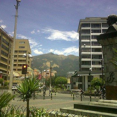 Plaza de los Presidentes