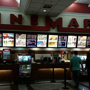 Cinemark Shopping Muller