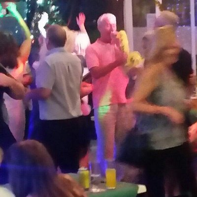 Always a fun night at the cube in las Americas opposite the post office just up from the h10 cas