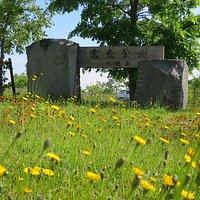 entrance of Miyano-oka Park
