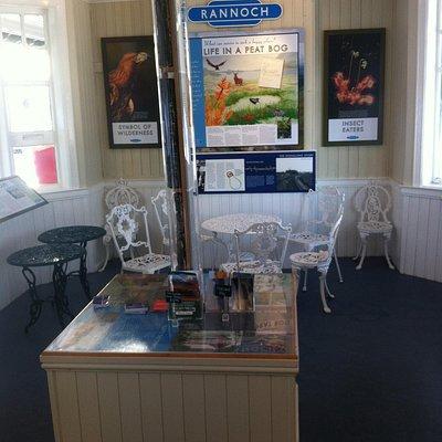 Rannoch Station Visitors Centre
