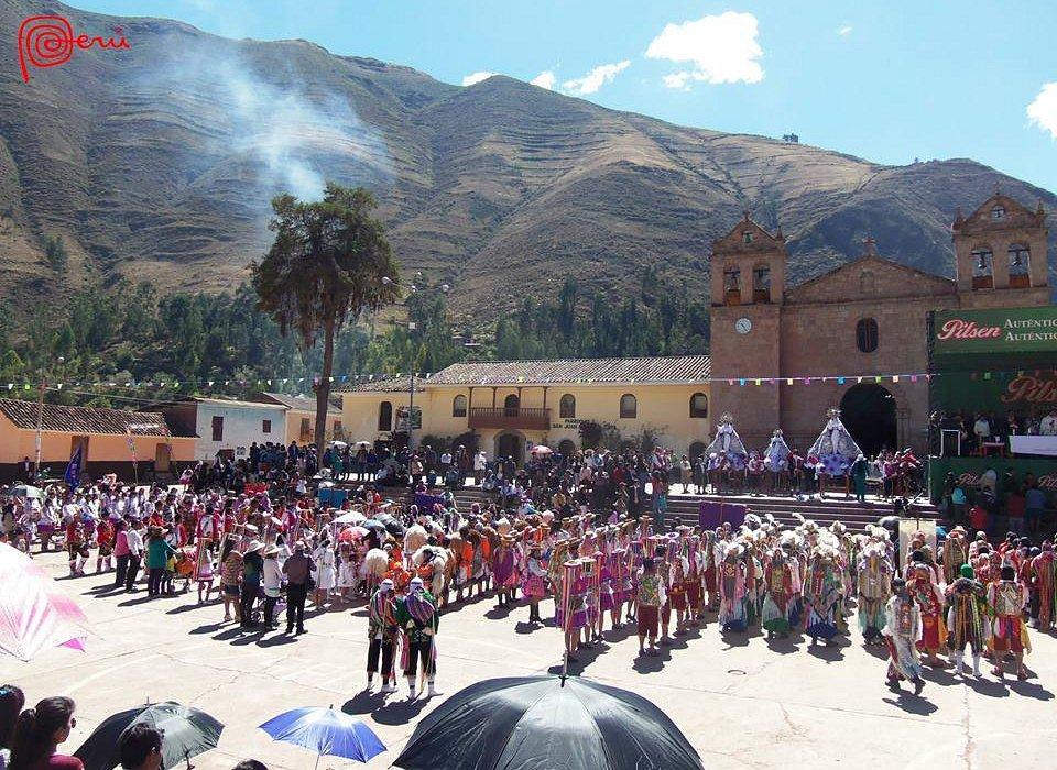 Fiesta de la Virgen Asunta