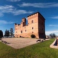 Castello Grinzane Cavour (CN) Italy
