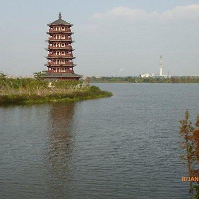 Pagoda again