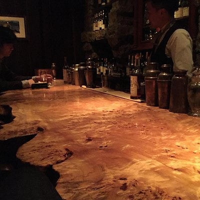 Beautiful bar top