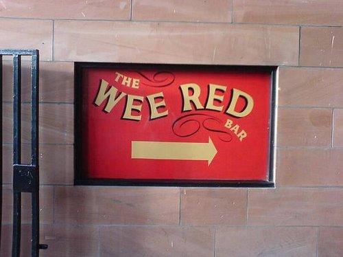 WRB sign