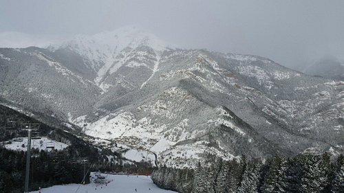 Vallnord Ski Area, sector Pal