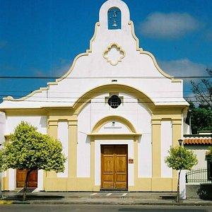 iglesia!!