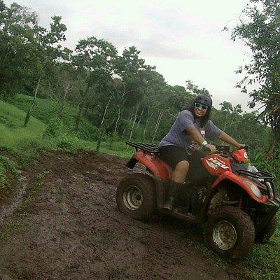 Best ATV ride ever!