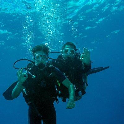 Ô Sea Bleu - Baptême de plongée