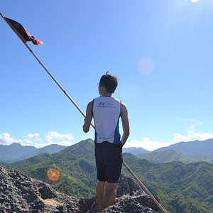 Summit of Mt. Pamitinan