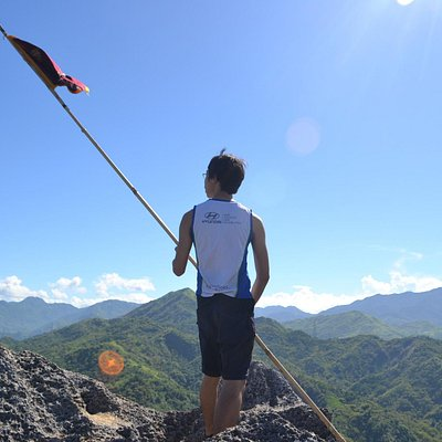 Summit of Mt. Pamitinan