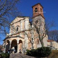 Chiesa di San Martino - Camburzano (BI)