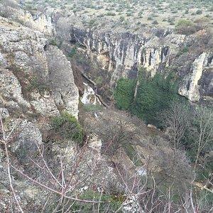 Tokatlı Kanyonu safranbolu