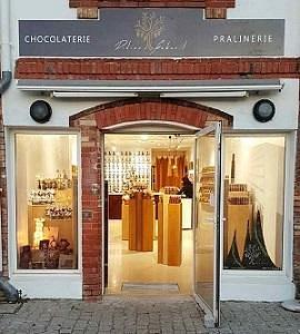 Bienvenue à la Chocolaterie Pralinerie Didier Gaborit de Biarritz
